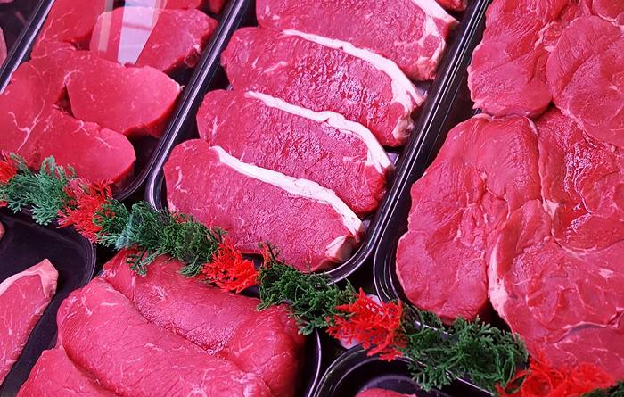 Pearsons Butchers steaks
