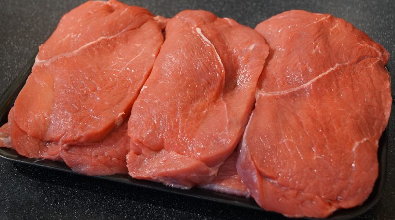 Pearsons Butchers braising steak offer